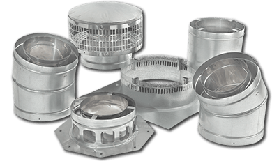 All Fuel Chimney Pipe Amp Fittings