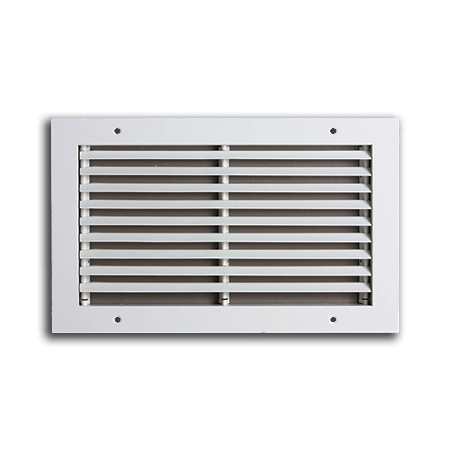 Steel Fixed Bar Return Grille
